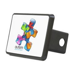 PuzzlesPuzzle (MC) Rectangular Hitch Cover
