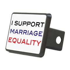 marriage Rectangular Hitch Cover