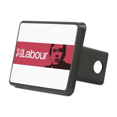 Gordon Brown Labour Party Rectangular Hitch Cover