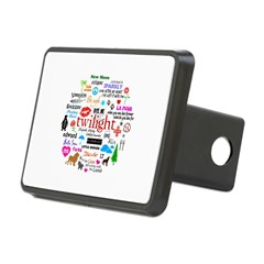 Twilight Memories Rectangular Hitch Cover