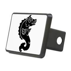 Pigfish Rectangular Hitch Cover