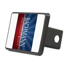 Bachmann - Ray of Hope Design Rectangular Hitch Cover