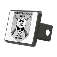 Zombie Response Team: Houston Division Rectangular Hitch Cover