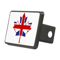 UK Maple Rectangular Hitch Cover