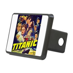 $9.99 Titanic Movie Rectangular Hitch Cover