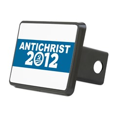ANTICHRIST 2012 Rectangular Hitch Cover
