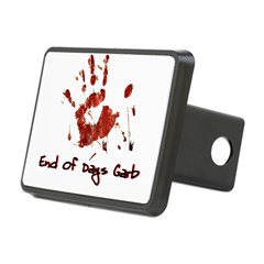 EODG Handprint Logo Rectangular Hitch Cover