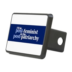 POST-FEMINIST Rectangular Hitch Cover