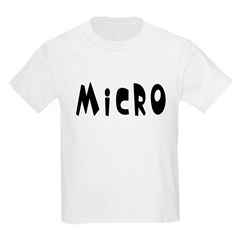 &quot;Micro&quot; Kids Light T-Shirt