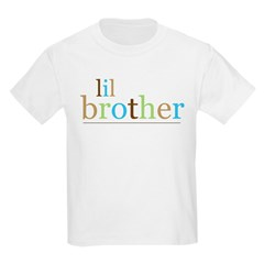 Lil Bro (fun) Kids Light T-Shirt