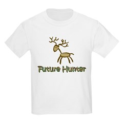 Future Hunter Kids Light T-Shirt