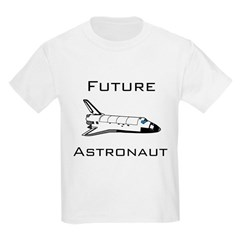 Future Astronau Kids Light T-Shirt
