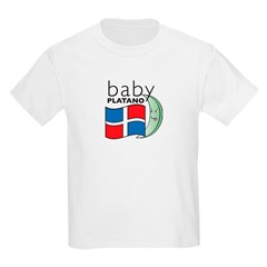 Baby Platano Infant Creeper Kids Light T-Shirt