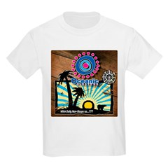 Oceanic Airlines Kids Light T-Shirt