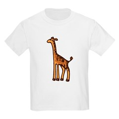 Giraffe Kids Light T-Shirt