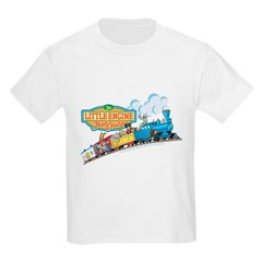 Little Engine That Could Kids Light T-Shirt
