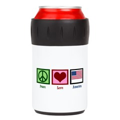 Peace Love America Can Insulator