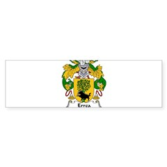 Errea Rectangle Sticker (Bumper)