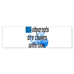 GODPARENT Rectangle Sticker (Bumper)