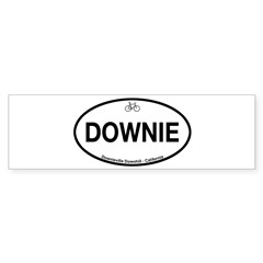 Downieville Downhill Sticker (Bumper)