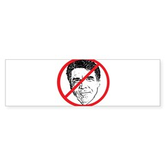 No Rick Perry! Sticker (Bumper)