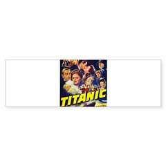 $9.99 Titanic Movie Sticker (Bumper)