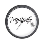 My Wife Tag -- Priceless Wall Clock