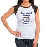 Occupational Therapy Women's Cap Sleeve T-Shirt