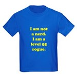 Not Nerd Rogue Kids Dark T-Shirt
