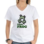 Uncle Frog's Pond Women's V-Neck T-Shirt
