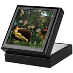 Exotic Rousseau Keepsake Box