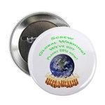 Global Warming 581c Button