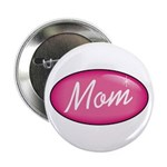 Pink Mom is my Idol Logo Button