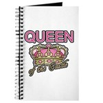 Queen of the Castle Crown Mother Journal