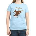 Rodeo Mom Wester Cowboy Cowgirl Women's Light T-Sh