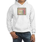 Mother Plaque with Hearts Mother's Hooded Sweatshi