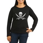 Mardi Gras Women's Long Sleeve Dark T-Shirt