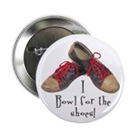 "Funny Bowling 2.25"" Button (10 pack)"