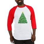 Celtic Christmas Tree Baseball Jersey