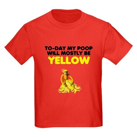 funny kids t shirts. Funny rude kids poop T Shirts