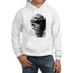 Plato Truth Reality Hooded Sweatshirt
