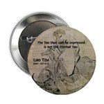 Lao Tzu Philosophy of Tao Button
