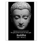 Buddhist Religion: Gift of Truth Small Poster