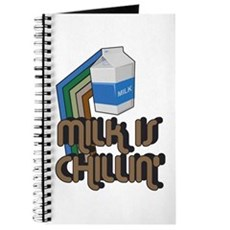 Milk is Chillin' Journal
