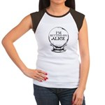 Betting On Alice Women's Cap Sleeve T-Shirt