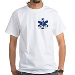 EMT Active White T-Shirt