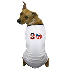Anti-Hillary & Anti-Ass Dog T-Shirt