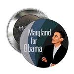 Maryland for Obama Button