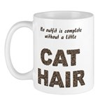 No Outfit Is Complete Without Cat Hair Mug