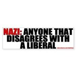 NAZI Conservative Bumper Sticker
